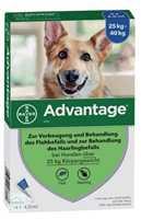 ADVANTAGE 400 f. Hunde Einzeldosispip.