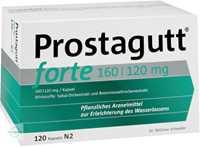 Prostagutt forte 160/120 mg Kapseln