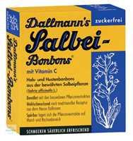 Dallmann Salbeibonbons zuckerfrei