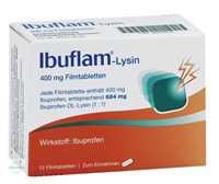 Ibuflam Lysin 400 mg Filmtabletten