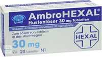 Ambrohexal Hustenlöser 30 mg Filmtabletten