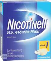 Nicotinell 21 mg 24 Stunden Pflaster