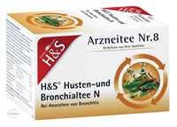 H&S Husten und Bronchialtee N Filterbeutel