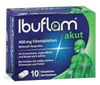 Ibuflam Akut 400 Filmtabletten
