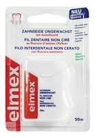 Elmex Zahnseide ungewachst mit Aminfluorid