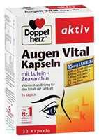Doppelherz aktiv Augen Vital Kapseln mit Lutein + Zeaxanthin