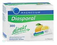 Magnesium Diasporal 300 Direkt Granulat Sticks