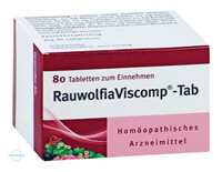 Rauwolfiaviscomp Tabletten