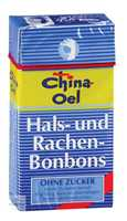 China Öl Hals-Hustenbonbons ohne Zucker Biodiät