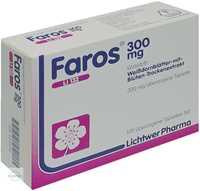 Faros 300 mg Dragees