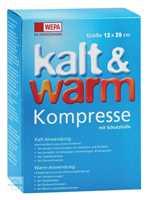 Kalt Warm Kompresse 12x29 cm WEPA