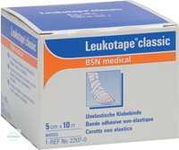 Leukotape Classic 10 m x 5 cm weiss