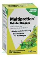 Multipretten Kräuterdragees