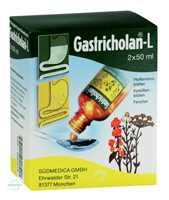 Gastricholan L Tropfen (2x50 ml)