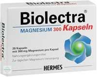 Biolectra Magnesium 300 Kapseln