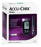 Accu Chek Aviva 3 Set mmol/l