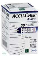 Accu Chek Aviva Teststreifen Plasma