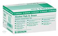 Alcohol Pads Braun