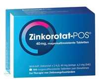 Zinkorotat POS Tabletten