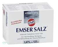 Emser Salz im Beutel 1,475 g Pulver
