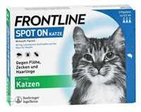 FRONTLINE Spot on K vet. Loesung
