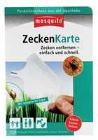 Mosquito Zeckenkarte
