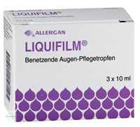 Liquifilm Benetzende Augen Pflegetropfen (3x10 ml)