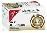 H&S Reizhustentee Filterbeutel