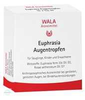 Euphrasia Augentropfen (10x0,5 ml)