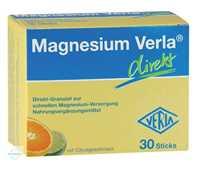 Magnesium Verla direkt Granulat