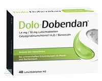 Dolo Dobendan 1,4 mg/10 mg Lutschtabletten