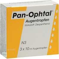 Pan Ophtal Augentropfen (3x10 ml)