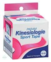 Kinesiologie Sport Tape 5cm x 5m pink