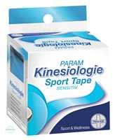 Kinesiologie Sport Tape 5cm x 5m blau