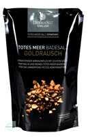 DERMASEL Exklusiv Badesalz Goldrausch