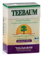 Teebaum Lutschpastillen Taoasis