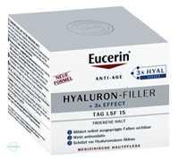 Eucerin Anti Age Hyaluron Filler Tagescreme für trockene Haut