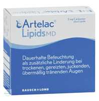 Artelac Lipids MD Augengel (3x10 g)