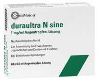Duraultra N sine Augentropfen (20x0,6 ml)