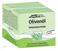 Olivenöl Intensivcreme