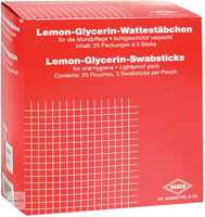 Lemon Sticks Mundpflege (25x3 St.)