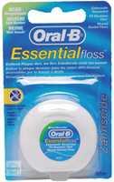 Oral B Zahnseide Essentialfloss gewachst Mint 50 m