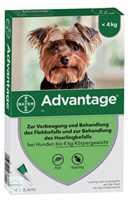 ADVANTAGE 40 f. Hunde Einzeldosispip.