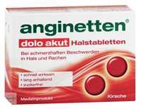 Anginetten dolo akut Halstabletten