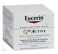 Eucerin Empfindliche Gesichtshaut Q10 Active Antifaltenpflege Creme