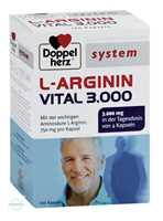 Doppelherz System L-Arginin Vital 3000 Kapseln