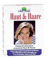 Haut + Haare Vit Natur Pharm
