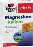 Doppelherz aktiv Magnesium + Kalium Tabletten