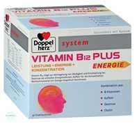Doppelherz System Vitamin B12 Plus Trinkampullen (30x 25 ml)
