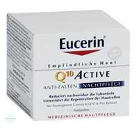 Eucerin Empfindliche Gesichtshaut Q10 Active Nacht Creme